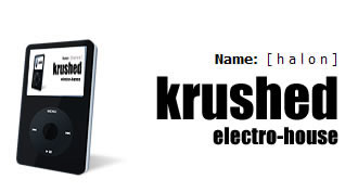 krushed album cover